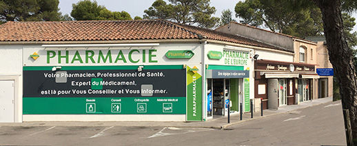 Pharmacie De L'europe,MONTPELLIER