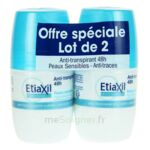 ETIAXIL DEO 48H ROLL-ON LOT 2 à MONTPELLIER