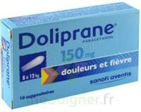 DOLIPRANE 150 mg Suppositoires 2Plq/5 (10) à MONTPELLIER