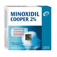 MINOXIDIL COOPER 2 %, solution pour application cutanée en flacon à MONTPELLIER