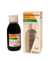 OXOMEMAZINE MYLAN 0,33 mg/ml, sirop à MONTPELLIER