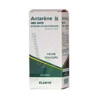 ANTARENE 20 mg/ml NOURRISSONS ET ENFANTS, suspension buvable à MONTPELLIER