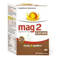 MAG 2 CACAO, fl 60 à MONTPELLIER