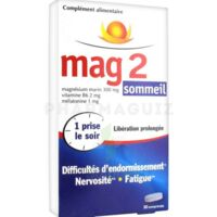 MAG2 SOMMEIL 30 CPR