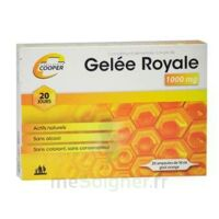 GELEE ROYALE 1000MG BT 20 AMPOULES à MONTPELLIER
