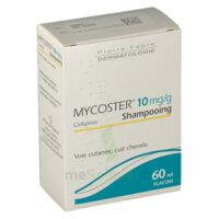MYCOSTER 10 mg/g, shampooing à MONTPELLIER
