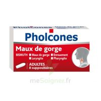 PHOLCONES BISMUTH ADULTES, suppositoire à MONTPELLIER
