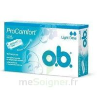 OB PRO COMFORT, light Flow , bt 16 à MONTPELLIER